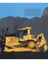 Cat® Large Track-Type Tractors: Nobody Moves More - 7