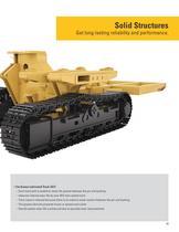 Cat® track drills MD5150 - 13