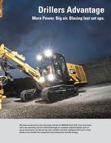 Cat® track drills MD5150 - 3