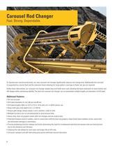 Cat® track drills MD5150 - 4