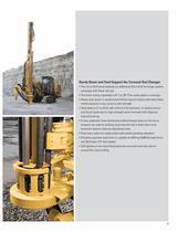 Cat® track drills MD5150 - 5