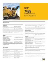 Electric Rope Shovels 7495 - 1