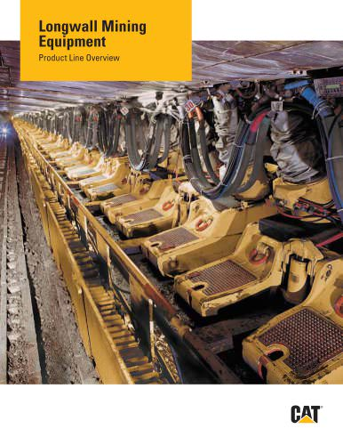 Longwall Mining Equipment