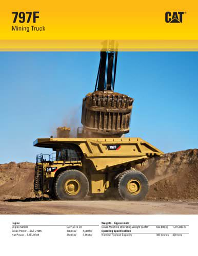 Mining Truck (797F)