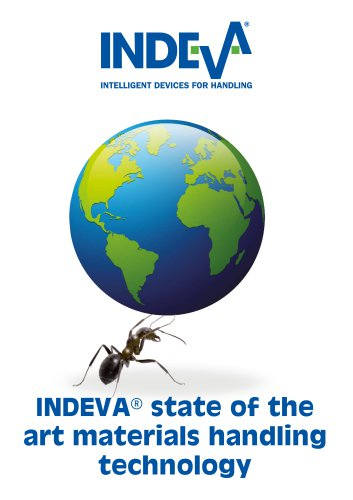 INDEVA® State of the art material handling