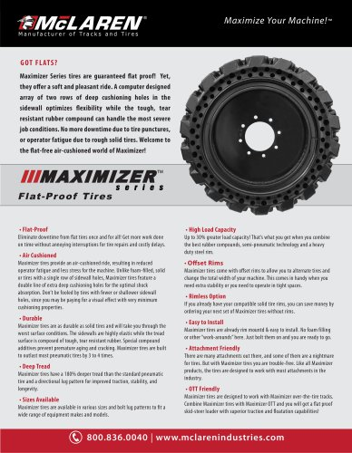 Maximizer-Tires