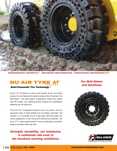 Nu-Air AT (All Terrain) Brochure