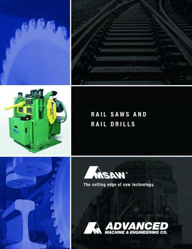 AMSAW Rail Saw Brochure