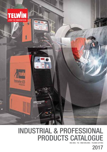 INDUSTRIAL & PROFESSIONAL PRODUCTS CATALOGUE