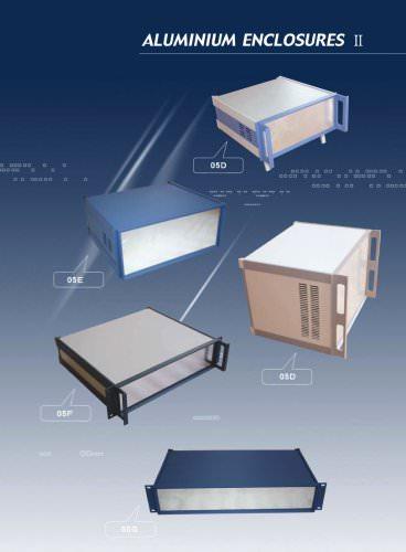 aluminium enclosures II