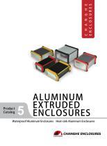 Aluminum Extruded Enclosures(2018 edition)
