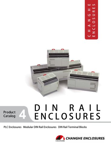 DIN Rail Enclosures(2018 edition)