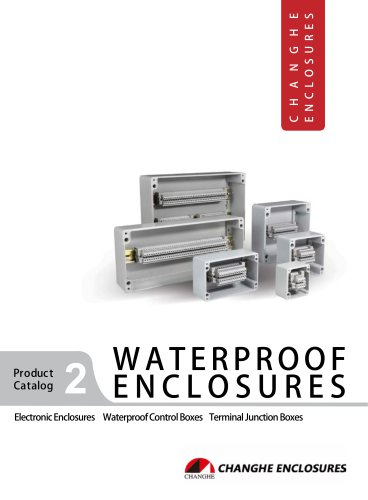 Waterproof Enclosures_2018 edition