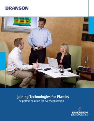 Joining Technologies for Plastics
