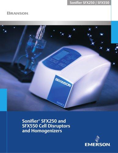 Sonifier®  SFX250