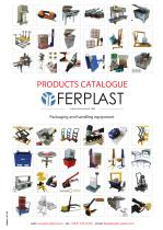Ferplast Products Catalogue 2020