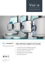 EVO Cam II digital microscope