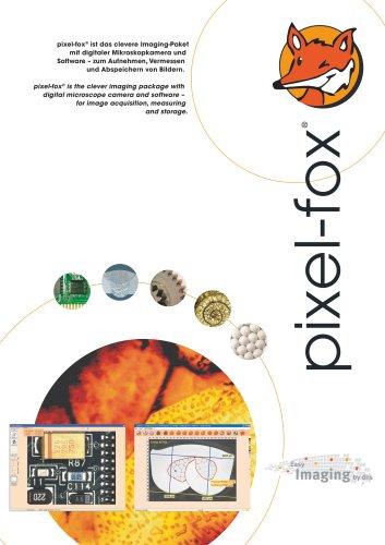 Pixel-Fox