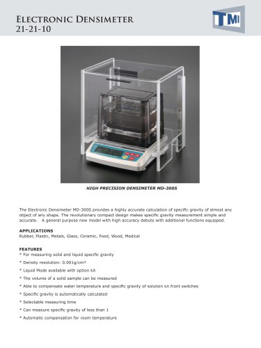 21-21-electronic-densimeter-300S