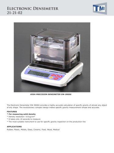 High Precision Electronic Densitmer EW-300SG