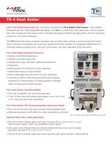 TS-4 Heat Sealer