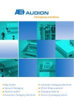Audion Catalogue