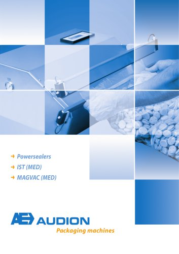 Powersealers / IST (MED) / MAGVAC (MED)