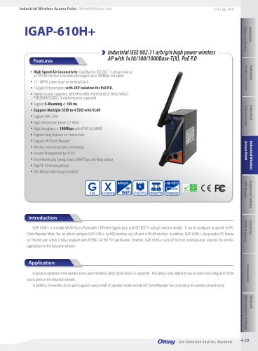 IGAP-610H+