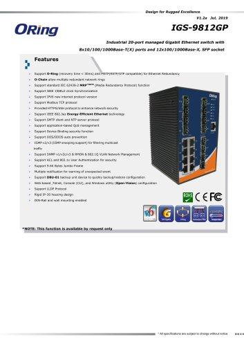 IGS-9812GP