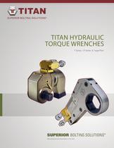 TITAN HYDRAULIC TORQUE WRENCHES