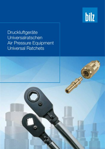 Air Pressure Equipment Universal Ratchets
