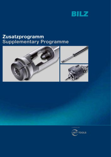 Supplementary Programme