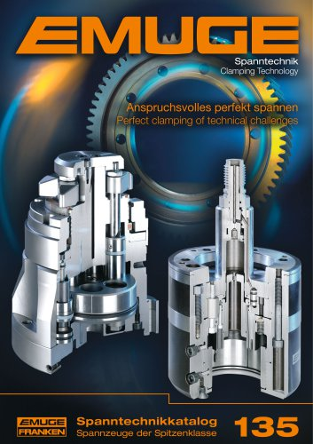 EMUGE – Clamping Technology Catalogue 135