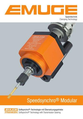 EMUGE Speedsynchro Modular