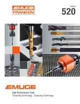 EMUGE USA Catalogue 520