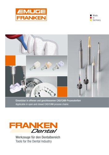 FRANKEN Dental - Tools for the Dental Industry