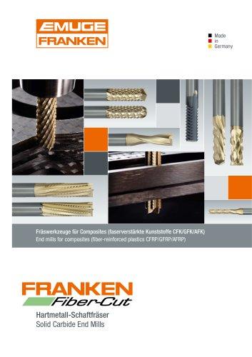 FRANKEN Fiber-Cut for Composites