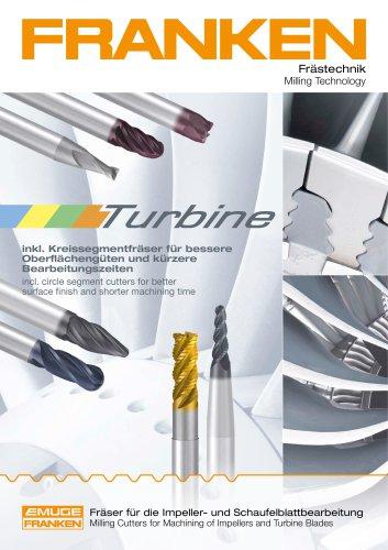 FRANKEN Turbine Milling Technology