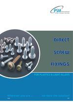 Direct Screw Fixings