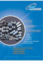Sheet Metal Fasteners
