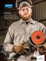 ABRASIVE PRODUCTS FOR THE WELDING AND METAL FABRICATION MARKET