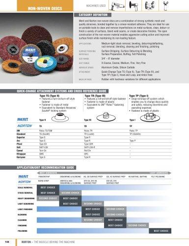 Non-Woven disc 2010