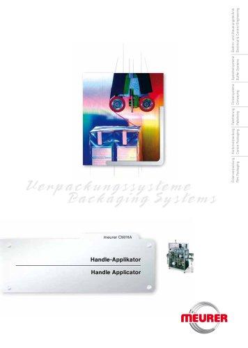 Handle applicator