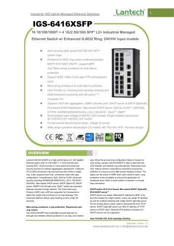 IGS-6416XSFP