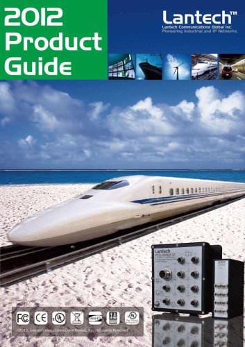 Lantech Product Guide 2012