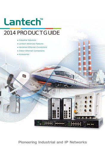 Lantech Product Guide 2014