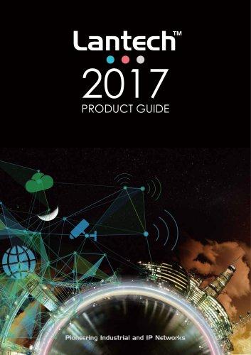 Lantech Product Guide 2017