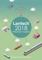 Lantech Product Guide 2018