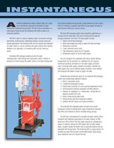 Instantaneous Water Heater - 2