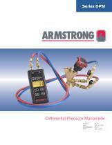 Series DPM Differential Pressure Manometer - 1